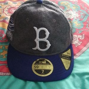 Brooklyn Dodgers New Era Hat